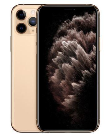 Apple Smartphone iPhone 11 Pro gold 64 GB