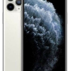 Apple Smartphone iPhone 11 Pro silber 64 GB