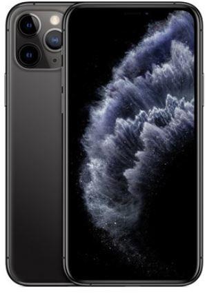 Apple Smartphone iPhone 11 Pro spacegrau 64 GB