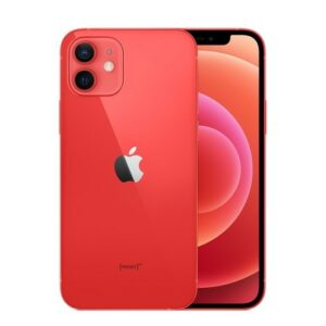Apple iPhone 12 128 GB rot