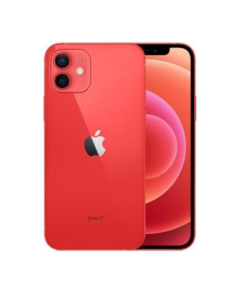 Apple iPhone 12 64 GB rot