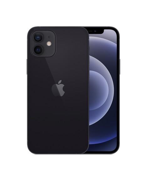 Apple iPhone 12 64 GB schwarz