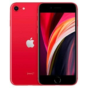 Apple iPhone SE (2020) rot 64 GB