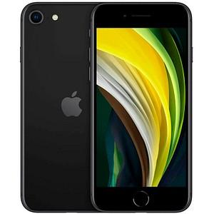 Apple iPhone SE (2020) schwarz 64 GB