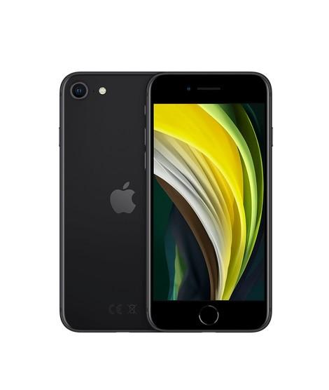 Apple iPhone SE 64 GB schwarz ohne Netzteil und EarPods