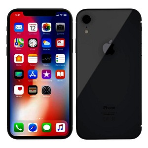 Apple iPhone XR schwarz 128 GB