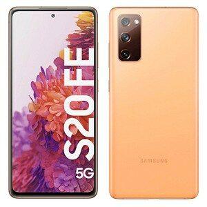 SAMSUNG Galaxy S20 FE 5G Dual-SIM-Smartphone cloud orange 128 GB