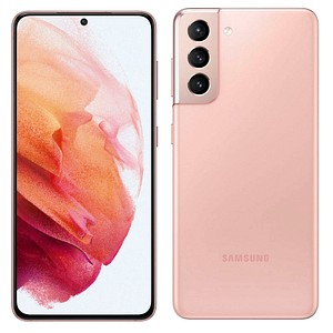 SAMSUNG Galaxy S21 5G Dual-SIM-Smartphone pink 128 GB