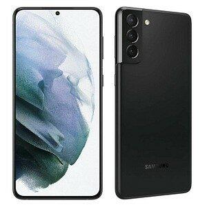 SAMSUNG Galaxy S21+ 5G Dual-SIM-Smartphone schwarz 256 GB