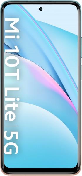 Xiaomi Smartphone Mi 10T lite rosegold 6 GB + 128 GB