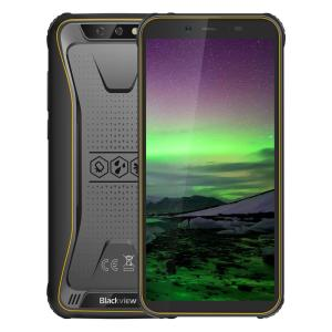 """2019 newly Blackview BV5500 IP68 Waterproof Rugged Smartphone 2GB+16GB 5.5"""" 18:9 Screen Android 8.1 3G GPS Mobile Phone"""
