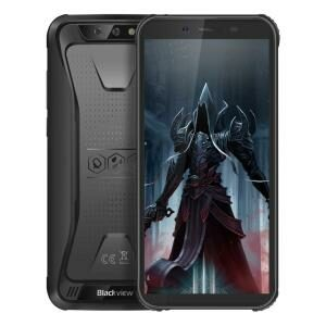 """2019 newly Blackview BV5500 pro IP68 Waterproof 4G Mobile Phone 3GB+16GB 5.5"""" Screen Android 9.0 Pie Dual SIM Rugged Smartphone"""
