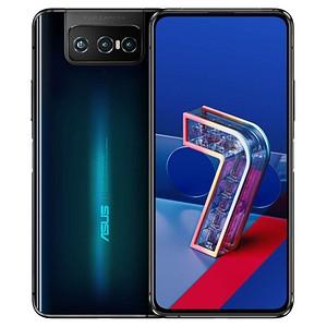ASUS Zenfone 7 Dual-SIM-Smartphone aurora-black 128 GB