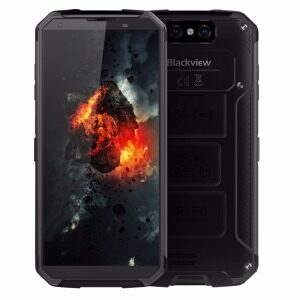 """BLACKVIEW BV9500 Pro IP69K Walkie-Talkie 5.7""""18:9 FHD Smartphone Android 8.1 6+128GB 10000mAh wireless charging mobile phone NFC"""