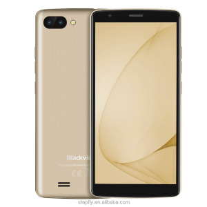 """Blackview A20 Android GO smartphone Dual Rear Camera Quad core 5.5""""18:9 Cell phone 3000mAh GPS 3G Low price mobile phone"""