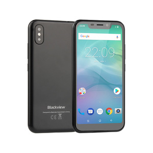 Blackview A30 5.5 Inch 19:9 Notch IPS Screen 2GB/16GB Face ID Android 8.1 Oreo Smartphone