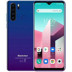 Blackview A80 PLUS Smartphone blau 64 GB