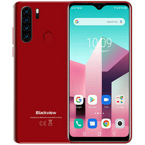 Blackview A80 PLUS Smartphone rot 64 GB