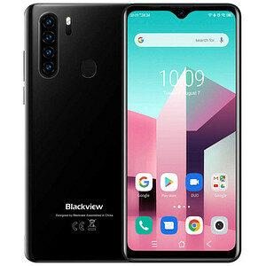 Blackview A80 PLUS Smartphone schwarz 64 GB