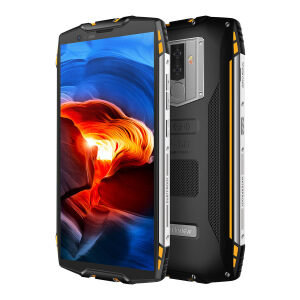 """Blackview BV6800 Pro 5.7"""" Smartphone IP68 Waterproof Octa Core 4GB+64GB 6580mAh large Battery Wireless Charge NFC Cell phone"""