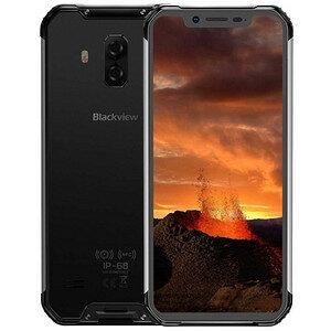 Blackview BV9600E Outdoor-Smartphone grau 128 GB