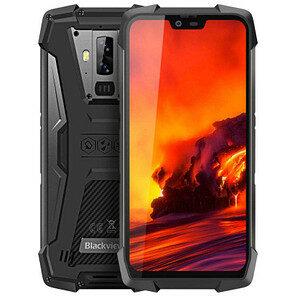 Blackview BV9700 PRO Outdoor-Smartphone grau 128 GB