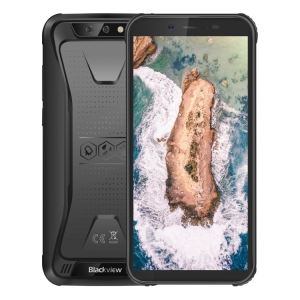 Drop shipping cheapest Blackview BV5500 rugged phone 2GB 16GB 5.5 inch Android 8.1 MTK6580P Quad Core 4g smartphone