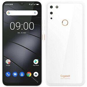 Gigaset GS4 Dual-SIM-Smartphone weiß 64 GB