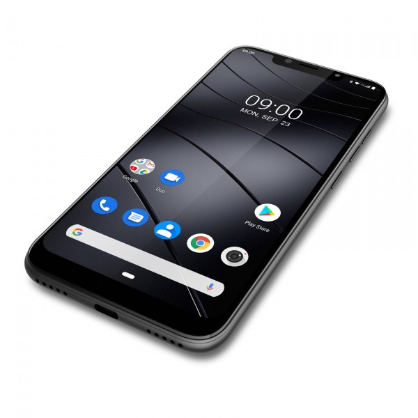 Gigaset Smartphone GS 195 lila 32 GB, lila