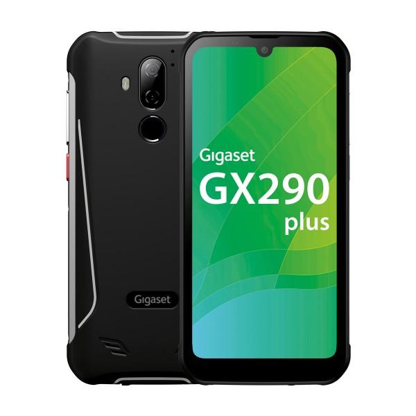 Gigaset Smartphone GX290 plus 64 GB, schwarz