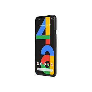 Google Pixel 4a Dual-SIM-Smartphone schwarz 128 GB