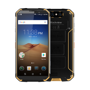 Hot Original 5.7 Inch Rugged Smartphone Unlocked Android smart Mobile Phone Waterproof IP68 Blackview BV9500