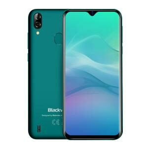 Hottest!!Blackview A60 Pro 6.1 inch Android 9.0 MTK6761 Quad Core 3GB+16GB 4080mAh Face ID Water-drop Screen 4G smartphone