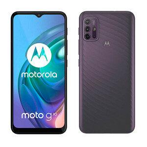 MOTOROLA Moto G10 Dual-SIM-Smartphone grau 64 GB
