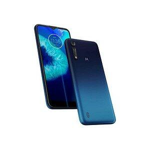 MOTOROLA Moto G8 Power Lite Dual-SIM-Smartphone blau 64 GB