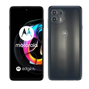 MOTOROLA edge 20 lite Dual-SIM-Smartphone graphit 128 GB