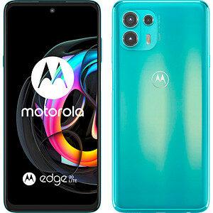 MOTOROLA edge 20 lite Dual-SIM-Smartphone grün 128 GB