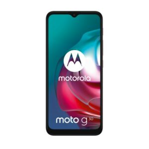 Motorola Smartphone G30 pastel Sky 128 GB