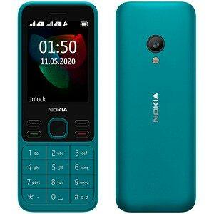 NOKIA 150 Dual-SIM-Handy cyan
