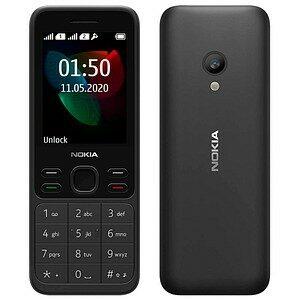 NOKIA 150 Dual-SIM-Handy schwarz