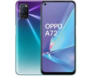 OPPO A72 Aurora Purple