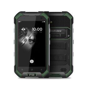 Stepfly Blackview BV6000 phone 4.7 smartphone MTK6755 Octa Core 3GB RAM 32GB ROM Android 6.0 NFC IP68 Waterproof 4G mobile Phone