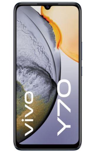 Vivo Smartphone Y70 schwarz 128 GB