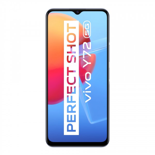 Vivo Smartphone Y72 5G dream glow 128 GB