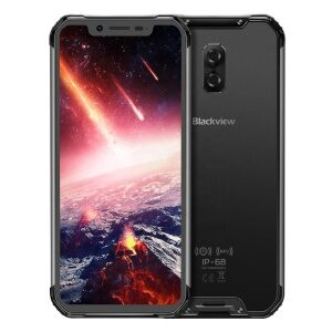 Wholesale Blackview BV9600 pro smartphone 6GB+128GB 6.3 inch Android 8.1 MT6771 Octa Core Android mobile phone