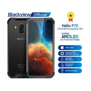 Wholesale China Mobile Blackview BV9600 ram 4GB rom 64GB Dual Back Cameras Fingerprint unlock Smartphone