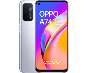 OPPO A74 5G Space Silver